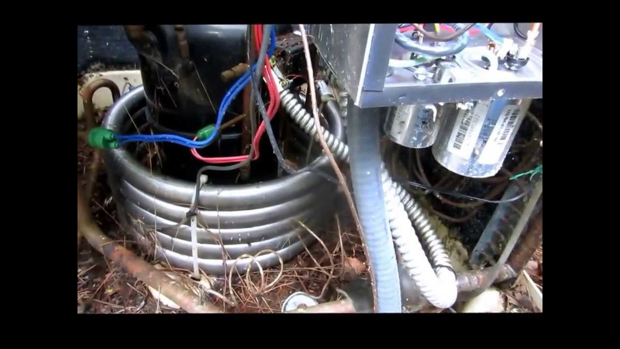 Aqua Comfort Pool Heater Heat Pump Making A Lot Off Noise