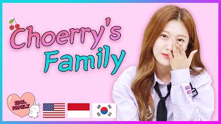Download Her voice makes me cry😥 LOONA Choerry's IDOL FAMILY [ENG/INDO]