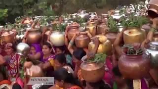 Jathara Mahotsavam At Akivedu Mandal Kalingapalem 29 01 2018 - vcv news