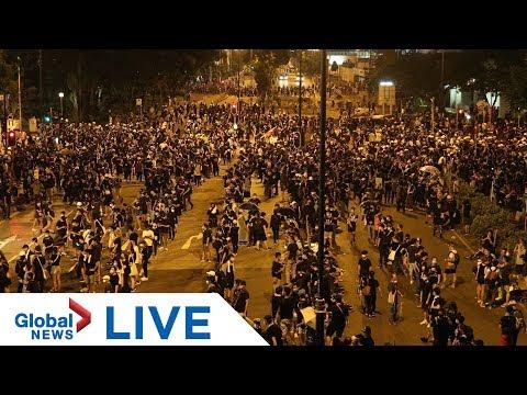 Hong Kong pro-democracy