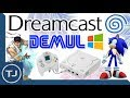 Sega Dreamcast Emulator For PC! Windows 10! (DEMUL)