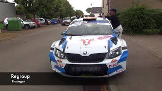 Rallye Luxembourg  2018 S.Fernandes/O.Beck