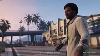 GTA V Story-mode   Lester Mission #1  + Stock Market tutorial
