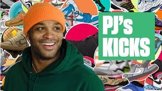 PJ Tucker's epic rare sneaker collection | The Jump