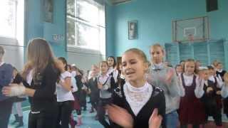 Недетское время (Запорожская гимназия№8, концерт ко Дню учителя)