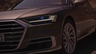 自動運転だけじゃない!──未来感満載の新型アウディ A8が登場【その1】