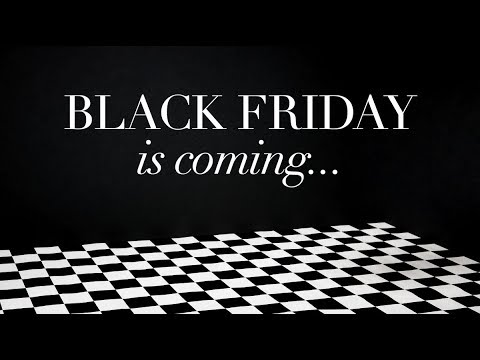 78d4feb29998 Black Friday is Coming | lookfantastic - YouTube