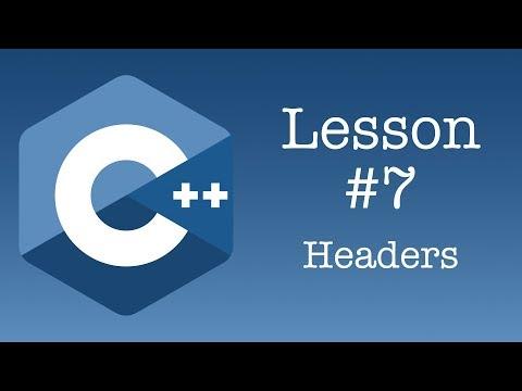 C++ Basics For Beginners ::  Header Files ::  Pragma Once Vs Ifndef