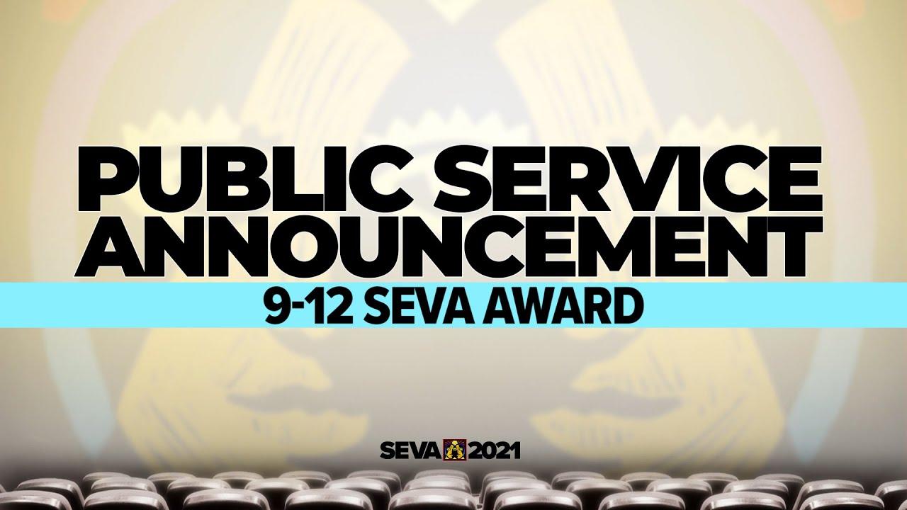 SEVA 2021: PSA 9-12 SEVA Award – Trapped
