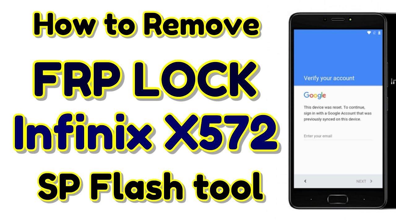 How to Remove FRP Lock Infinix Note 4 X572 | Hindi - हिंदी