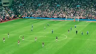 Aston Villa vs Wigan match day vlog