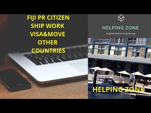 FIJI ISLAND|| PR .CITIZENSHIP.WORK VISA||HOW TO GO AUSTRALLIA &NZ ETC || HOW TO GET WORK VISA ||
