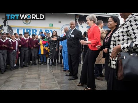 PM May in Africa to promote post-Brexit trade | Money Talks