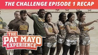MTV The Challenge War Of The Worlds Ep. 1 Recap & Fantasy Challenge Game