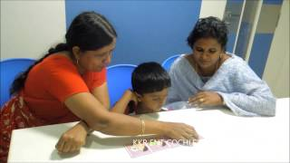 Auditory verbal therapy- Speech and language stimulation
