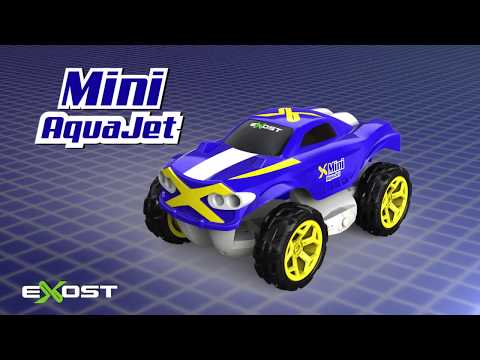 Exost Mini AquaJet (Demo Video) by Silverlit