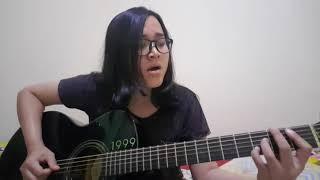 Berdistraksi - Danilla Riyadi ( Acoustic Guitar Cover ) Abel Relindia