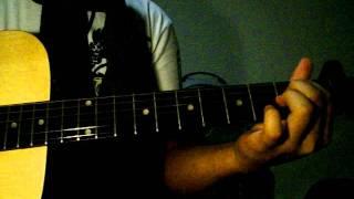 [Guitar Cover/Tutorial] azusa - i Love