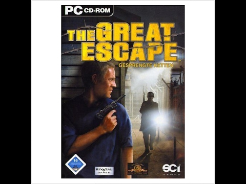 The Great Escape FULL WALKTHROUGH/LONGPLAY. Hard difficulty.