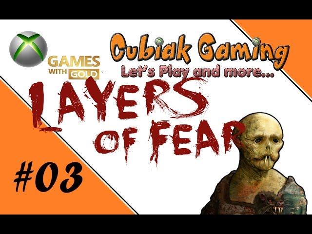 DIE GEISTER, DIE ICH RIEF ★ Let's Play Layers of Fear #03