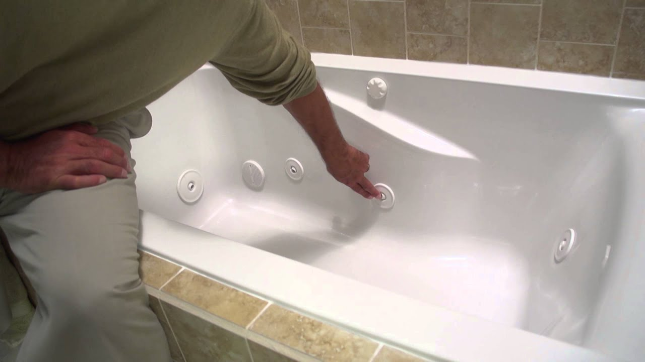Evolution everclean combo massage system with deep soak by for How long is a standard bathtub