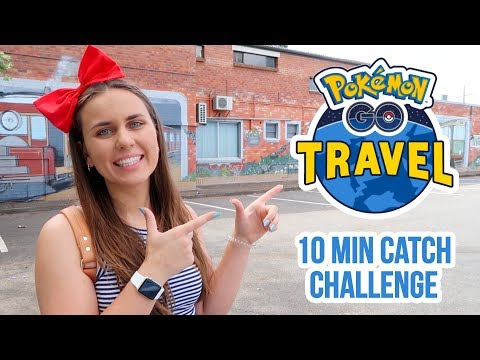 Download Youtube: 10MIN GLOBAL CATCH CHALLENGE   Pokémon GO   ZoeTwoDots