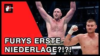 Tyson Fury nächster Kampf - Seine erste Niederlage?!?!
