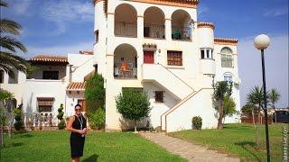 Купить квартиру в Испании с видом на море, недвижимость пентхаус цена 122 900 евро