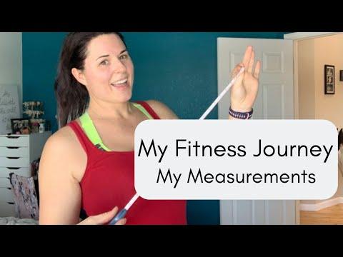 Fitness Journey//Measurements//Progress Photos