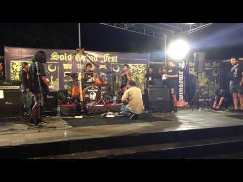 TRIGGERATTACK Live at SOLO GRINDFEST 2016