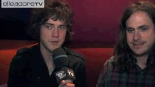 The Many Words & Faces of Andrew VanWyngarden {part 4}