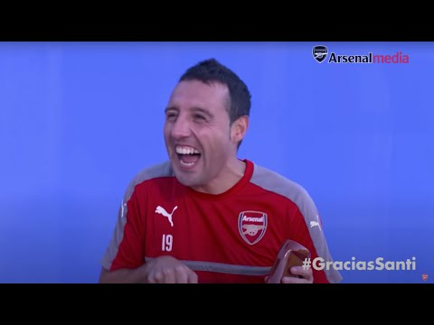 Thank You And Goodbye | The Best Of Santi Cazorla