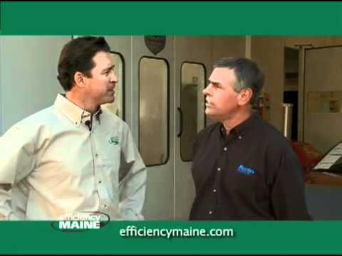 Efficiency Maine   Green Business Minutes   Moody's  Collision Centers