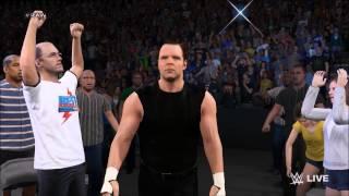 WWE2K15 PC Dean Ambrose - Modded Titantron & Theme
