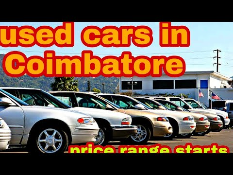used cars in coimbatore || price range starts from 50,000 || kwid