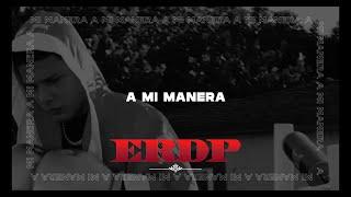 Omy De Oro - A Mi Manera (ERDP)