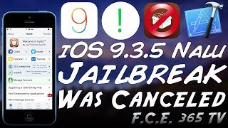 iOS 9.3.5 Nalu Jailbreak Project Status - Why It Has Been Removed