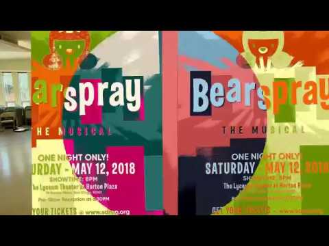 GMSR Presents: Bearspray the Musical - Rehearsals Part 1