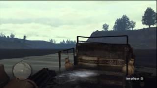 GATLIN GUN BOATING plus tumbleweed bonus  (RDR)
