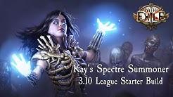 PoE 3.10 - Delirium League Starter - Spectre Summoner Build Guide