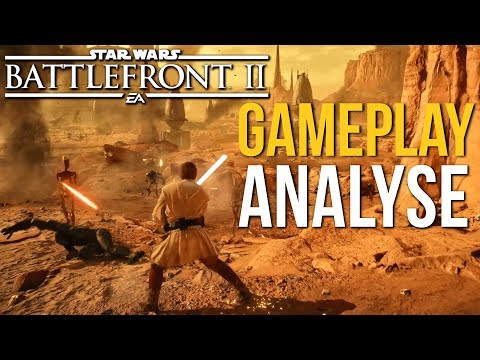 Geonosis Trailer Analyse, Obi-Wan Details und Chewbacca Nerf! Start Wars Battlefront 2 | NEWS thumbnail