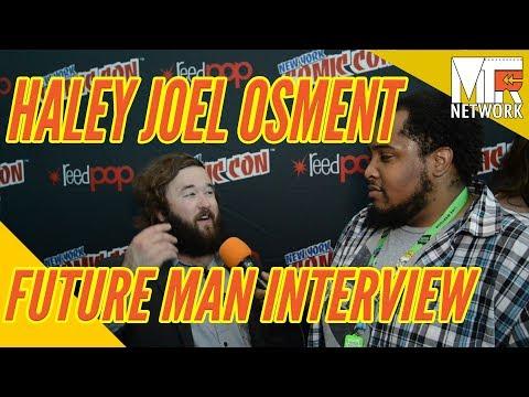 Future Man - Haley Joel Osment Interview