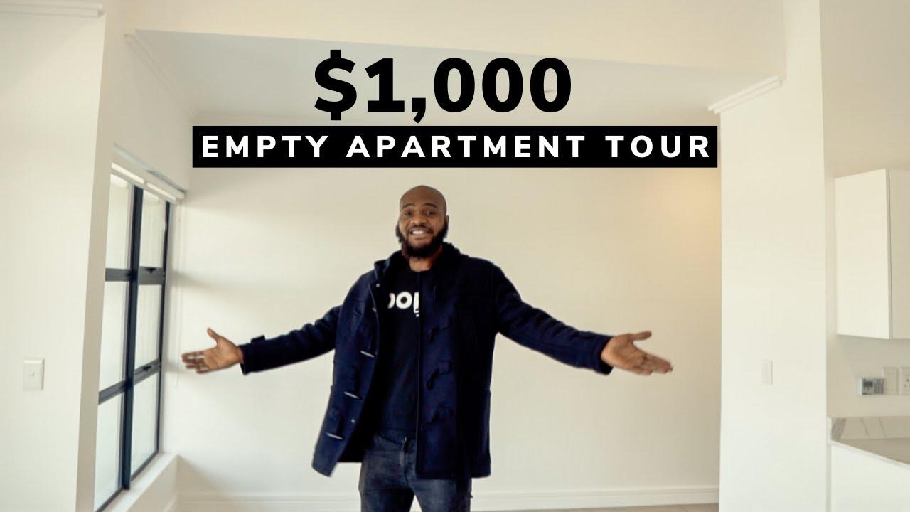NEW $1000 APARTMENT TOUR! Exploring South Africa