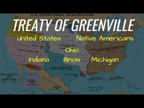 Expansion  Expansion by Purchase and Treaty  Slide 04 Treaty of Greenville