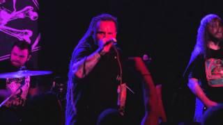 DECAPITATED live at Saint Vitus Bar, Nov 16th, 2014 (FULL SET)
