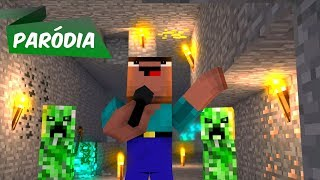 Minecraft: PARÓDIA DESPACITO (Luis Fonsi, Daddy Yankee ft. Justin Bieber) - Explodido Video