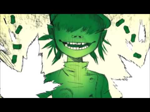 Gorillaz - Rhinestone Eyes (Electric Shock Remix) by Hyperchicken