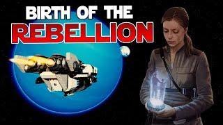 Star Wars Stories - Birth of the Rebellion