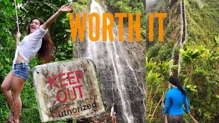 THE MOST EPIC HIKE IN HAWAII