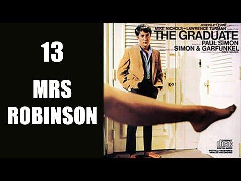 Mrs Robinson, The Graduate, Simon & Garfunkel (Bonus Track)
